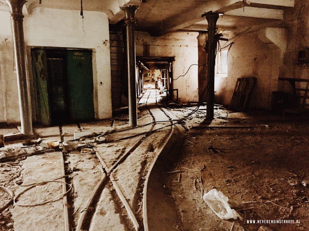 Warszawskie Zakłady Papiernicze, Konstancin-Jeziorna stara papiernia opuszczona fabryka