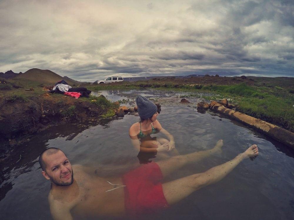 Skátalaug na islandii otpot iceland
