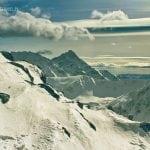 tatry wysokie, widok na Krywań zimą, w drodze na Świnicę