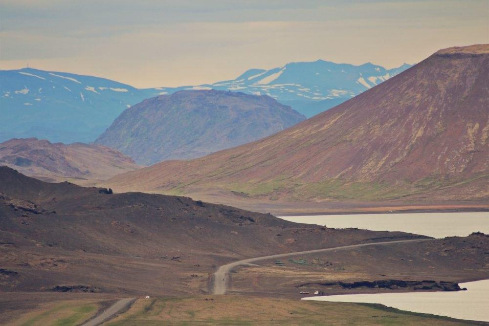 islandia widoki