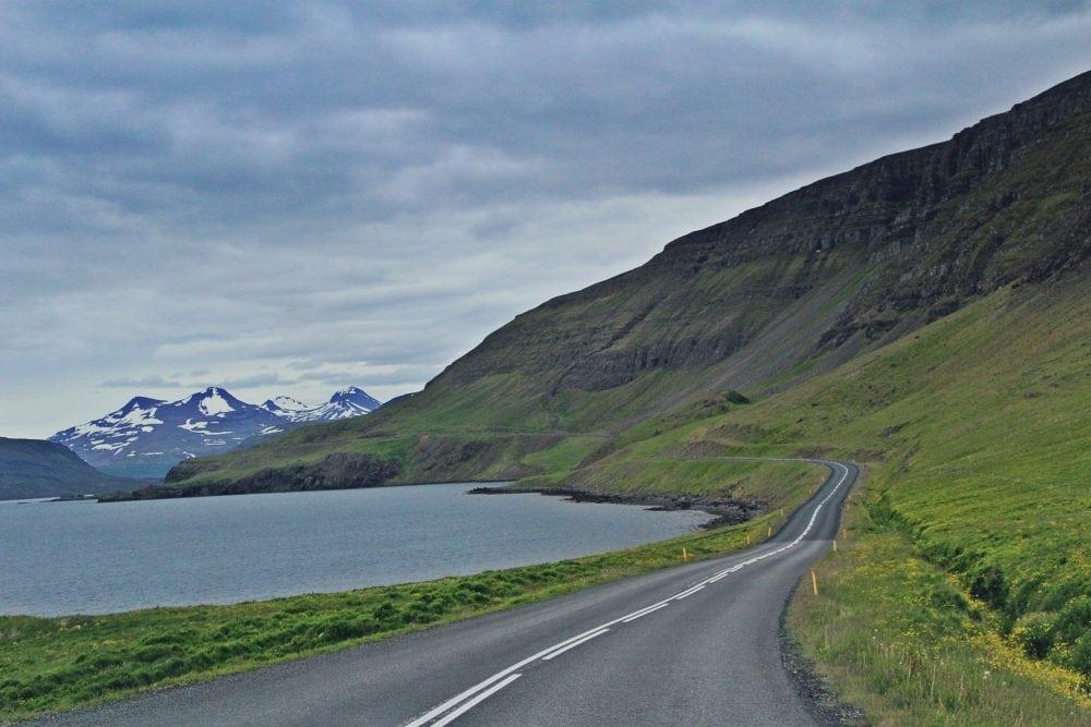 islandia i droga nr 1