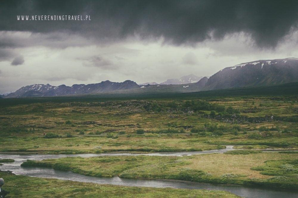 islandia Park Narodowy ÞingvellirParque Nacional de Þingvellir