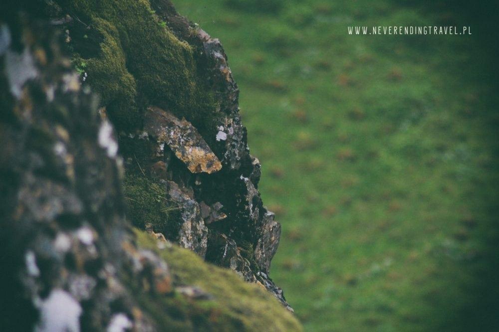skały islandia