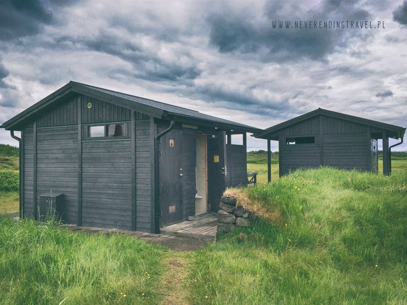 pole biwakowe, kempingowe, camping w parku Narodowym Thingvellir