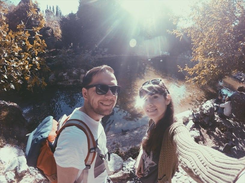 lista nieznanych miejsc w Atenach Park-Narodowy-w-Atenach-neverendingtravel.pl