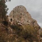 Wiadukt-na-drodze-El Caminito del Rey_neverendingtravel.pl