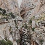 kanion-Desfiladero-w-El Caminito del Rey_neverendingtravel