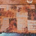 lista nieznanych miejsc w Atenach menu-little-kook-kawiarnia-w-Atenach-neverendingtravel.pl