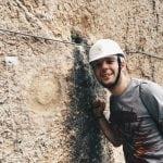 skamieliny skamieniałości na-drodze-El Caminito del Rey_neverendingtravel.pl