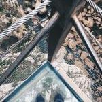 szklana-podłoga na El Caminito del Rey-neverendingtravel.pl