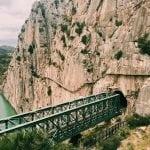 wiadukt-kolejowy-na-El Caminito del Rey_neverendingtravel.pl