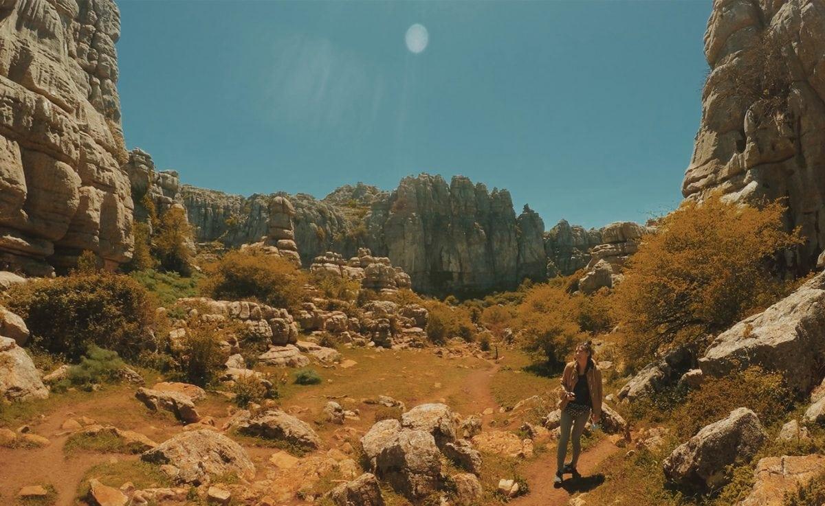el torcal andaluzja, hiszpania, góry neverendingtravel, trekking, ciekawe miejsce, malaga