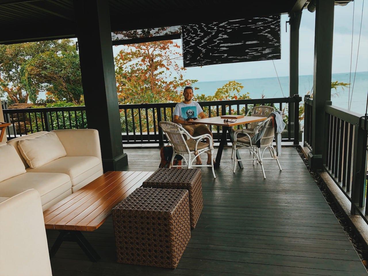 hon mong tay hotel, kawa wyspa phu quoc wietnam neverendingtravel.pl