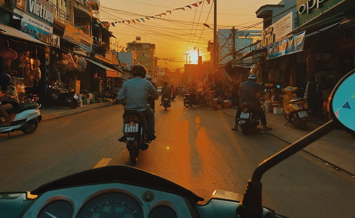 wyspa phu quoc wietnam, skuter neverendingtravel wycieczka, podróż azja,