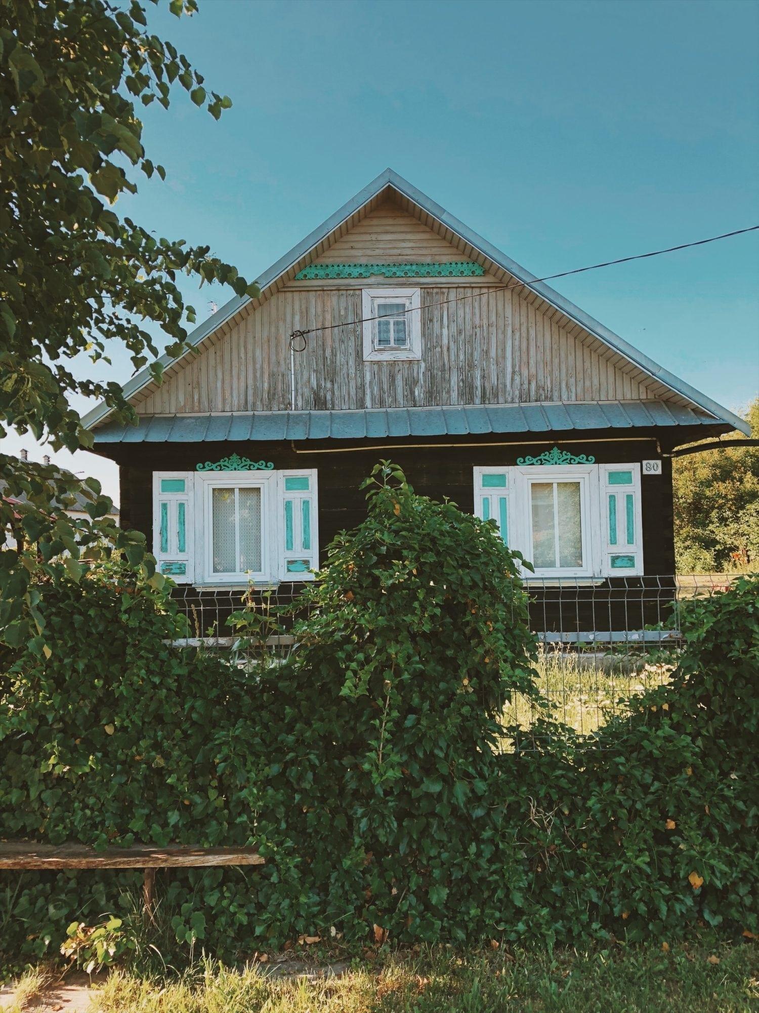 kraina otwartych okiennic podlaskie neverendingtravel.pl