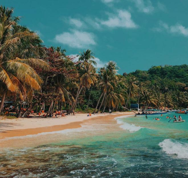hon vong beach vietnam an thoi plaże w wietnamie neverendingtravel.pl