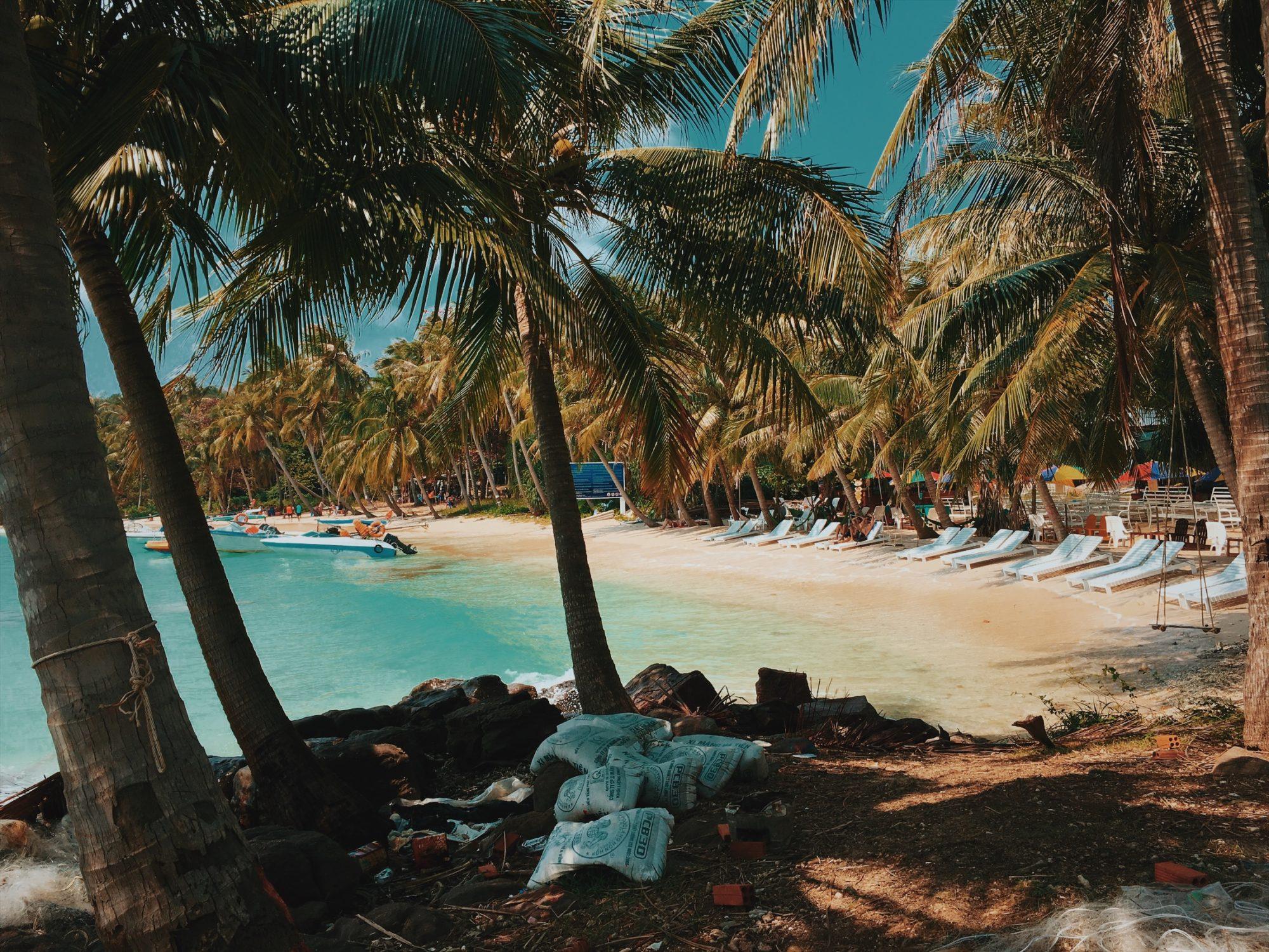rajska plaża an thoi plaze w wietnamie neverendingtravel.pl