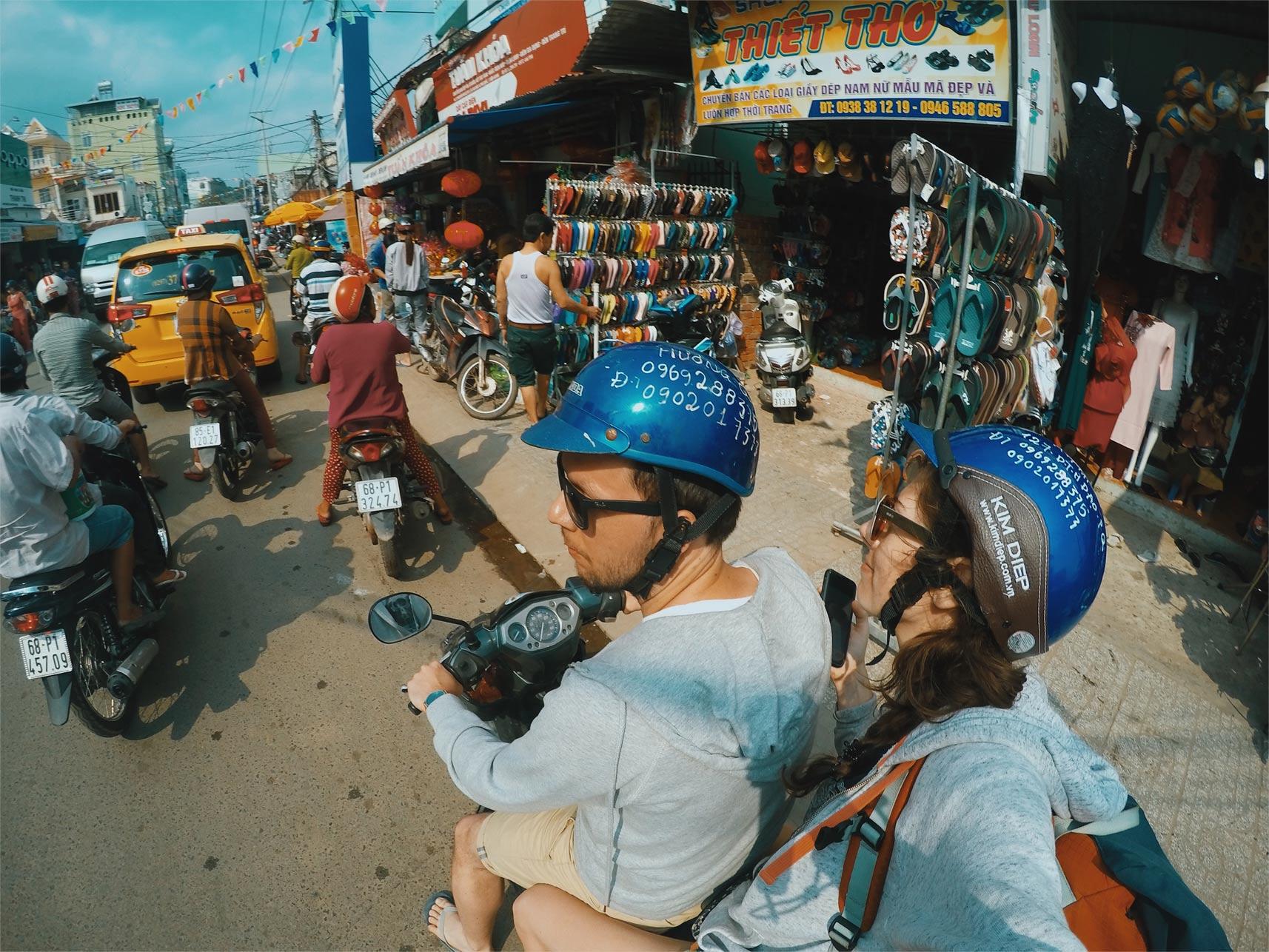 skuter an thoi plaze w wietnamie neverendingtravel.pl
